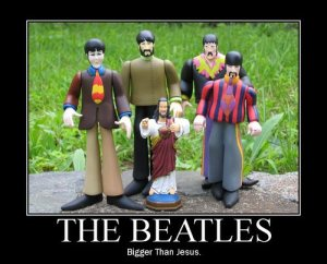 The Beatles Bigger Than Jesus
